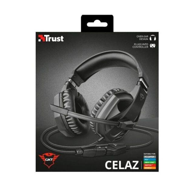 Headset Gamer Trust Gxt 412 Celaz - Foto 2