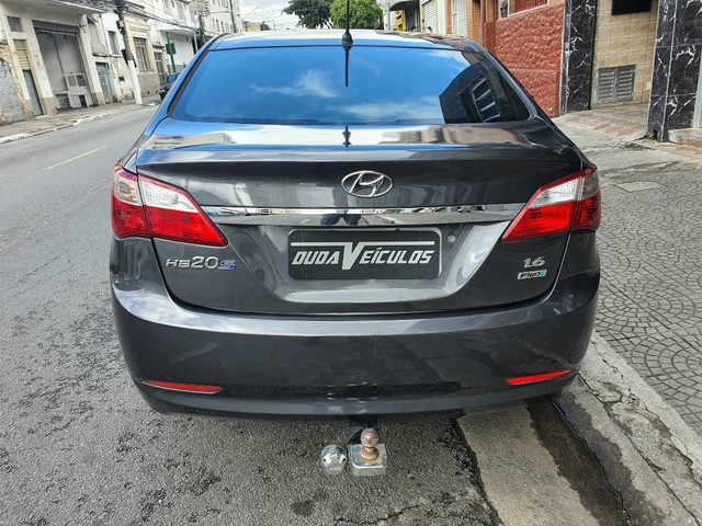 Hyundai HB20 S 1.6 COMFORT MANUAL - Foto 4
