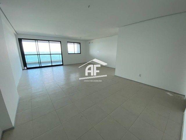 Apartamento Novo com vista total para o mar - 3/4 (2 suítes) - confira - Foto 7