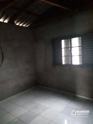 Casa com 2 dormitórios à venda, 90 m² por R$ 120.000,00 - Jardim Vitória - Cianorte/PR - Foto 7