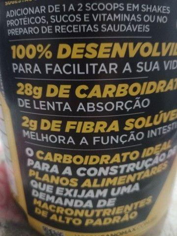Batata doce em pó - carboidratos saúde ganhar massa - Foto 5