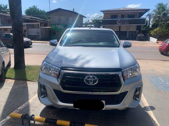 Hilux Toyota 2019 - Foto 3