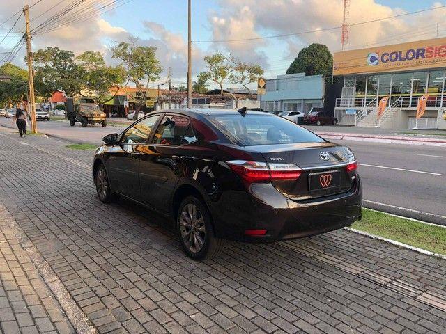 COROLLA 2018/2019 2.0 XEI 16V FLEX 4P AUTOMÁTICO - Foto 4