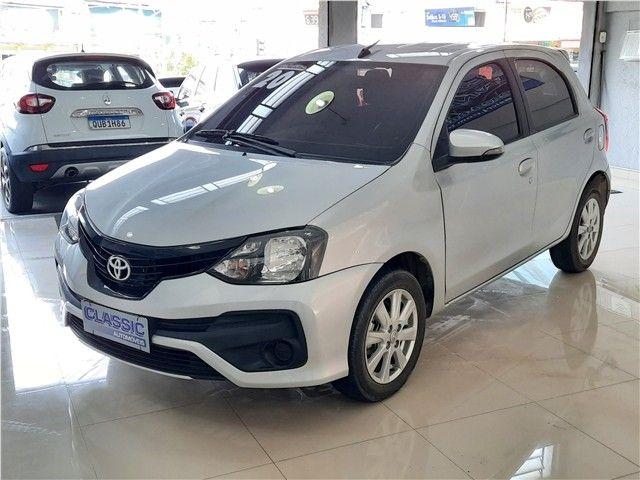 Toyota Etios 2020 1.5 x plus 16v flex 4p automático - Foto 3