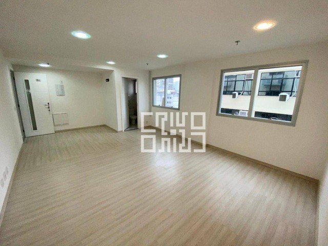 Sala com VAGA para alugar, 30 m² por R$ 1.200/mês - Icaraí - Niterói/RJ - Foto 3
