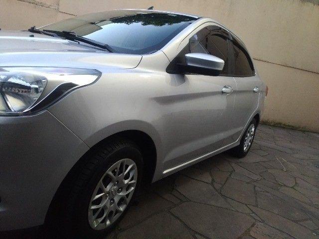 KA Sedan 1.0 2015 - 2º DONO - Foto 17