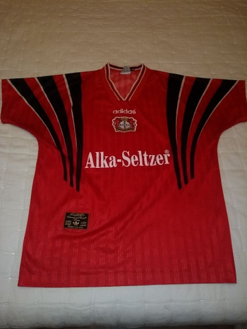 Camisa Futebol Bayer Leverkusen