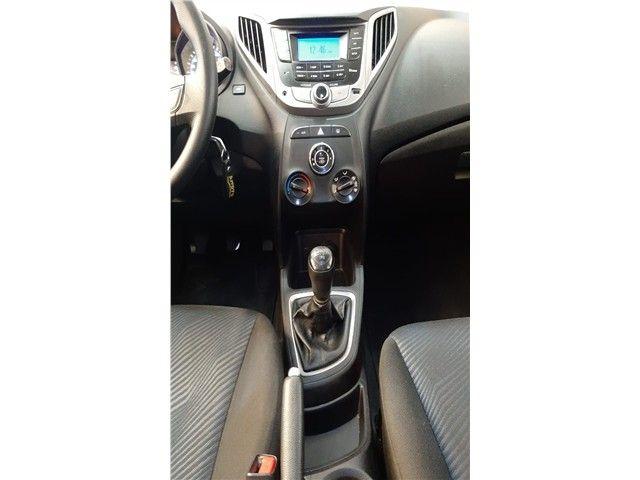 Hyundai Hb20s 2014 1.6 comfort plus 16v flex 4p manual - Foto 5