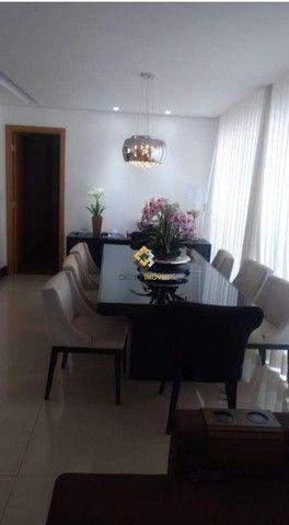 Apartamento à venda com 4 dormitórios em Santa rosa, Belo horizonte cod:3976 - Foto 3