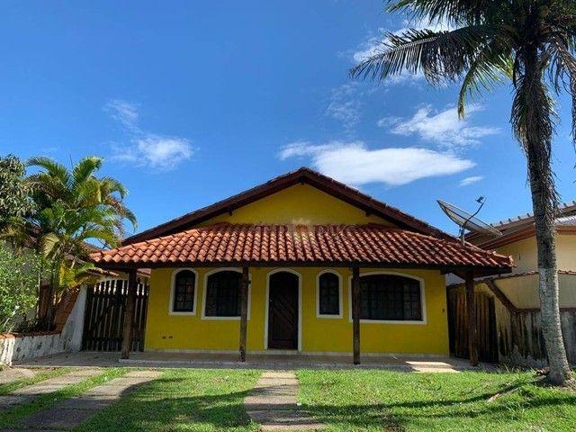 Casa com 4 dormitórios à venda por R$ 750.000,00 - Morada Praia - Bertioga/SP