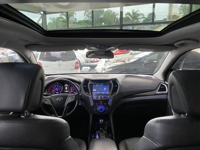 Hyundai Santa Fe 3.3 GLS / 7 LUGARES 4P - Foto 5