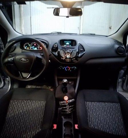 KA Sedan 1.0 2015 - 2º DONO - Foto 7