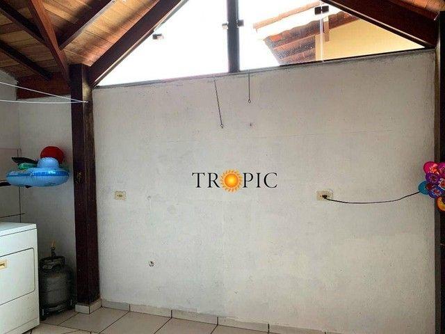 Casa com 2 dormitórios à venda, 70 m² por R$ 470.000 - Boracéia - Bertioga/SP - Foto 12