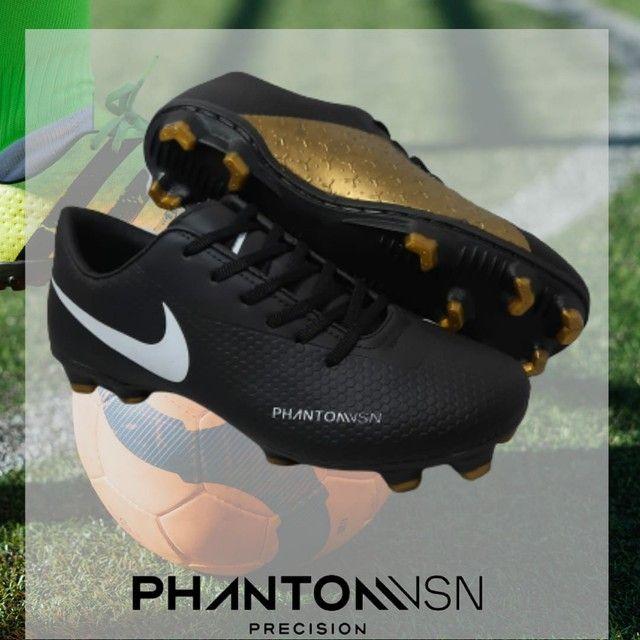 Chuteira Campo Nike Primeira Linha na Caixinha Atacado - Foto 4