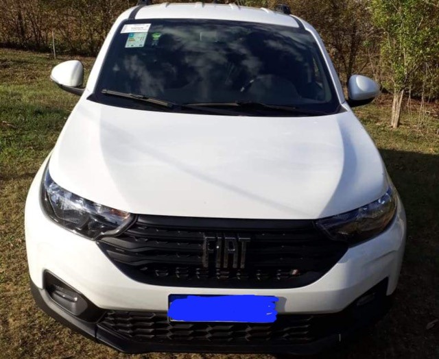 Fiat Strada Freedom 1.3 Flex 8v CS Plus 2021 - Foto 4
