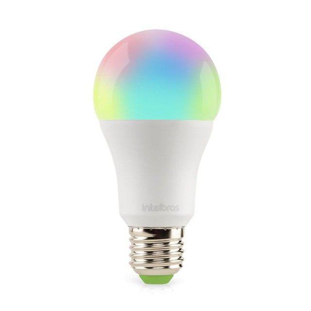 Lampada led wi-fi smart ews 407 - Intelbras Controle pelo app - Foto 2