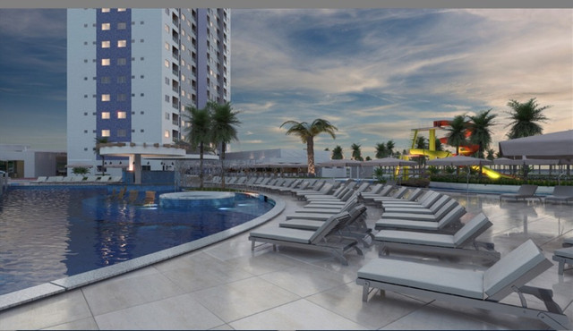 Apartamento Exclusive Resort em Salinas-PA - Foto 7