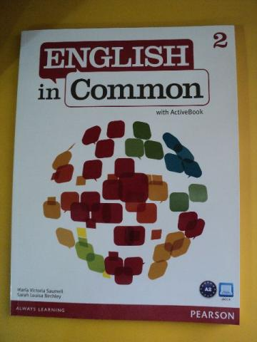 Livro English in Common 2