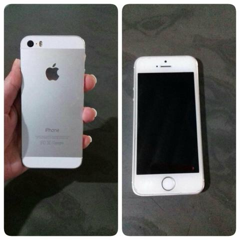Iphone 5s prata