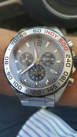 Tag Heuer limited edition INDY 500