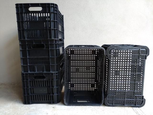 Caixas - caixotes