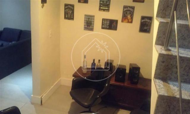 Casa de condomínio à venda com 4 dormitórios em Tijuca, Rio de janeiro cod:823989 - Foto 14