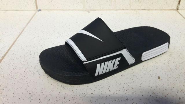 cfa10dce4 Chinelo Nike Just do It Adidas Menor Preço do Brasil Oferta - Roupas ...