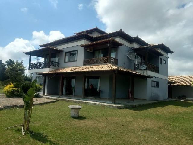 Linda mansão em saquarema ,com 48.000m² tudo murado com escritura
