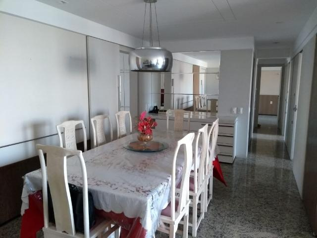 AP0266 - Apartamento 145 m², 3 Suítes, 3 vagas, Ed. Boulevard Silvana, Meireles, Fortaleza - Foto 11