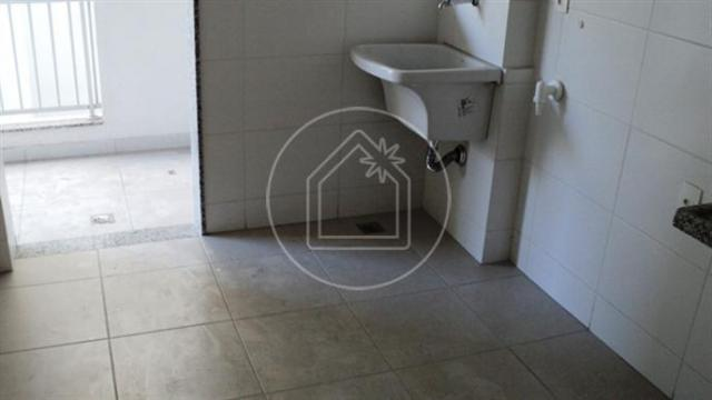 Apartamento à venda com 2 dormitórios em Vila isabel, Rio de janeiro cod:800805 - Foto 11