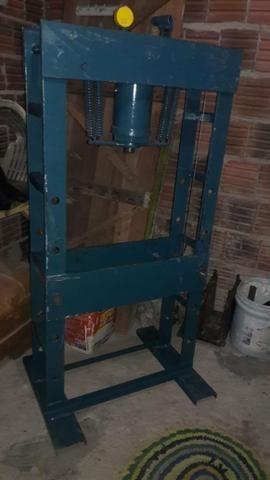 Prensa hidráulica 30 toneladas