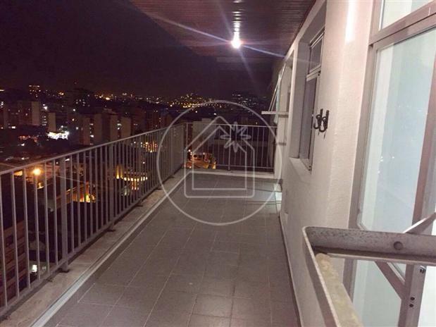 Apartamento à venda com 2 dormitórios em Maracanã, Rio de janeiro cod:338215