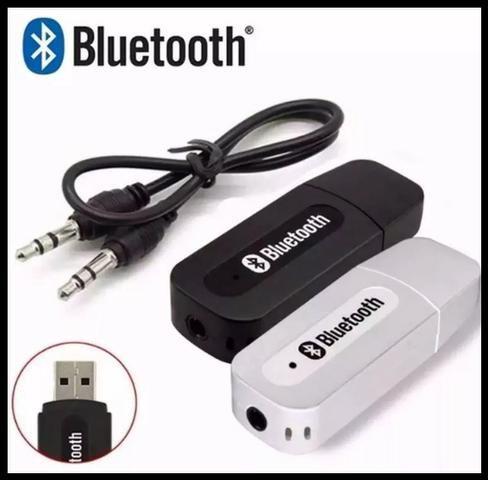 Transmissor Receptor Bluetooth Usb Adaptador Musica P2 Carro - Promoção!!