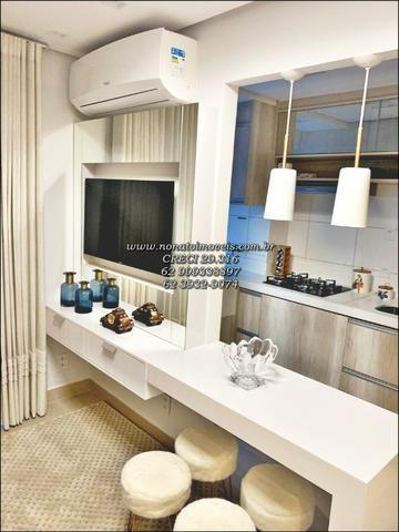 Luxo ! Decorado e Mobiliado ! 1 suite ! - Foto 17