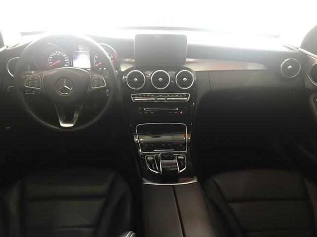 Mercedes-Benz? C-180 Cgi Avant. 1.6 2017 R$ 112.990,00 - Foto 5