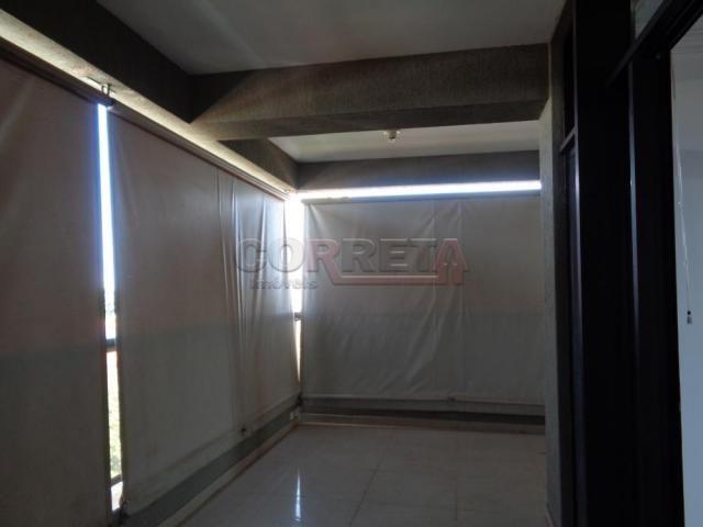 Apartamento à venda com 3 dormitórios em Vila mendonca, Aracatuba cod:V8282 - Foto 4