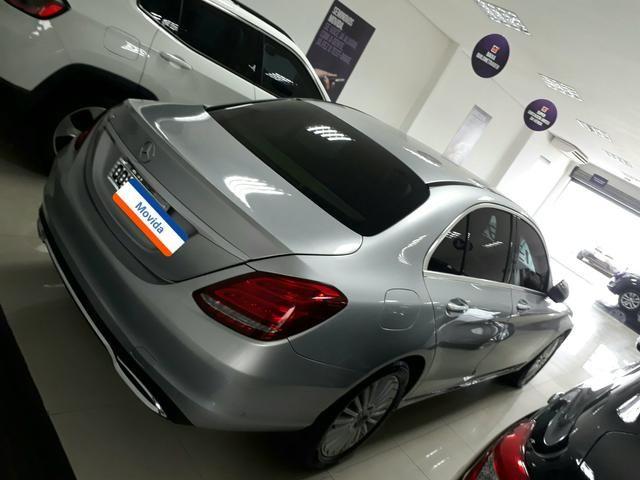 Mercedes C-180 exclusive 2018/2018 Periciada, laudo disponível! - Foto 8
