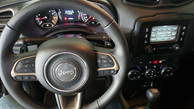 Jeep Renegade Longitude Flex Baixa km - Foto 14