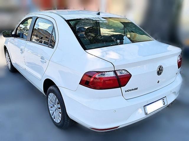 VW - Voyage Trendiline 1.6 - Completo - Flex+GNV ( Excelente P Uber ) 014 - Foto 6