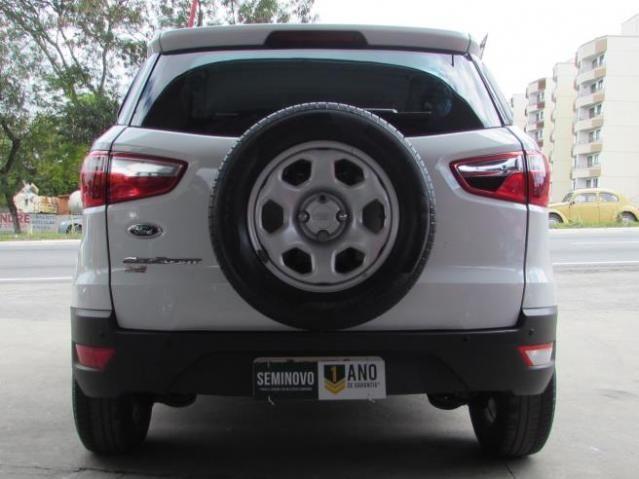 Ford EcoSport Ecosport SE 1.6 16V (Flex) FLEX MANUAL - Foto 5