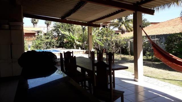 Casa em condomínio, 200m², 3 quartos (1 suite),piscina, churrasqueira, Arniqueiras - Foto 11