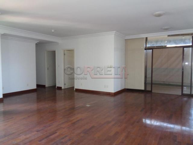 Apartamento à venda com 3 dormitórios em Vila mendonca, Aracatuba cod:V8282 - Foto 2