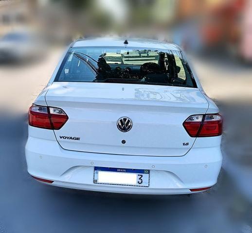 VW - Voyage Trendiline 1.6 - Completo - Flex+GNV ( Excelente P Uber ) 014 - Foto 5
