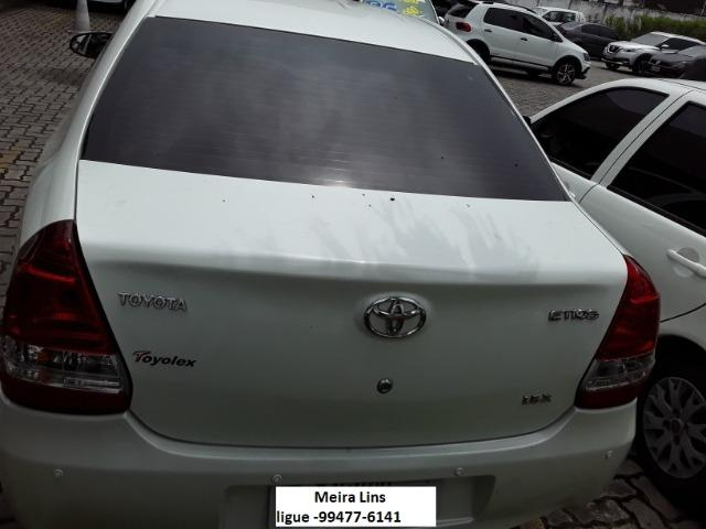 Toyota Etios x 1.5 sedan 2017 ligue !!!! * andre luis - Foto 5
