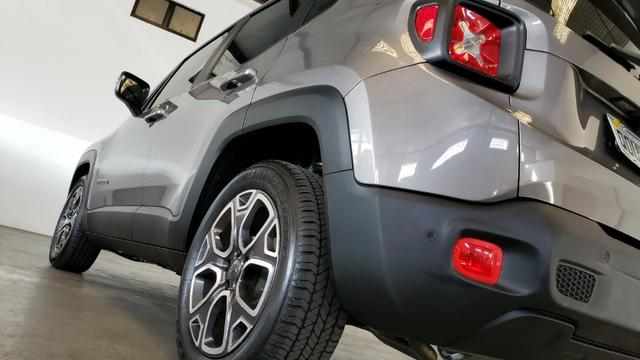 Jeep Renegade Longitude Flex Baixa km - Foto 8