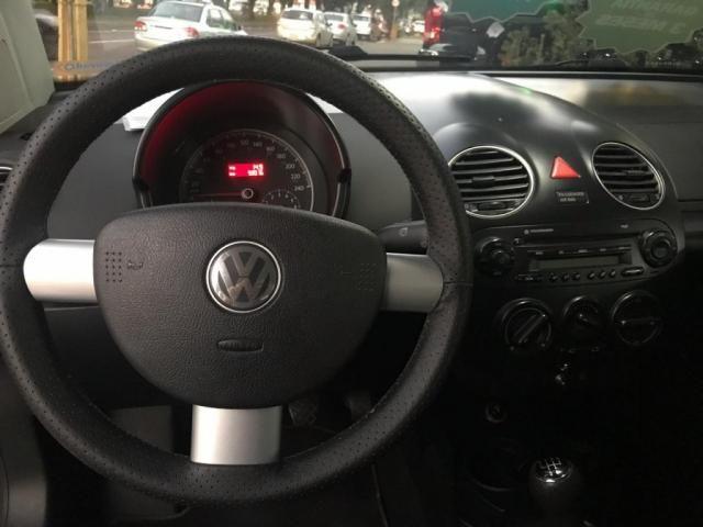 VW - VOLKSWAGEN NEW BEETLE 2.0 MI MEC./AUT. - Foto 10