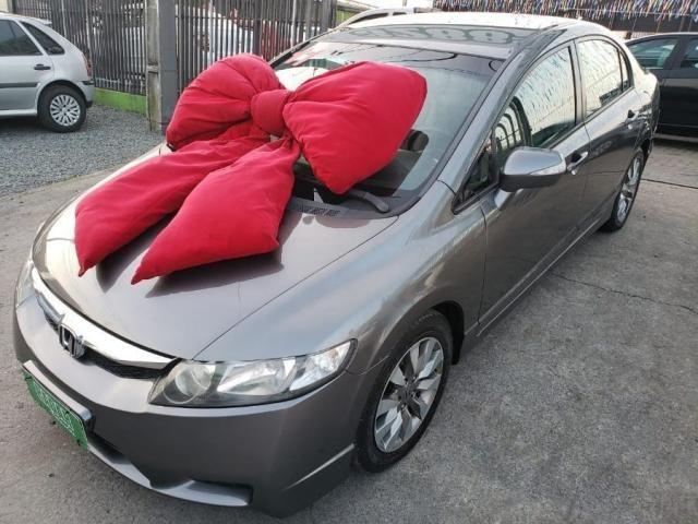 Honda Civic LXL 1.8 FLEX 4P 4P