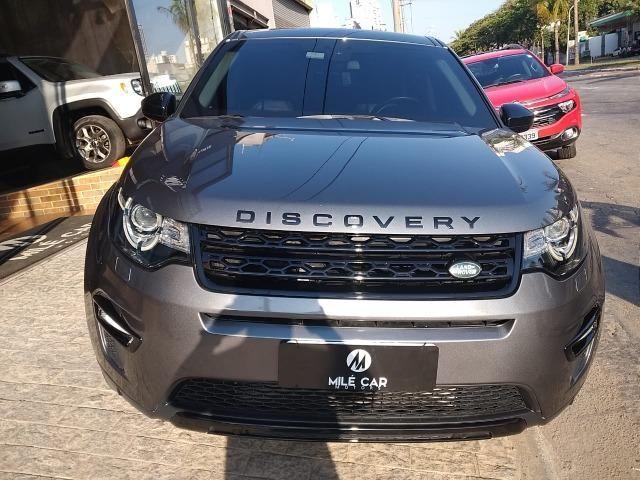 Land Rover Discovery Sport - 2016/2016 Blindado