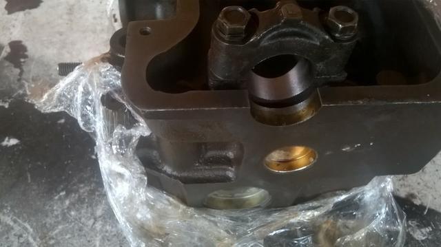 Cabeçote Completo do Motor Toyota 04 Cil 2.8 Aspirado HIlux Sw4 - Foto 3