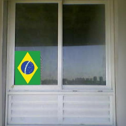 Esquadria(janela) de alumínio R$530
